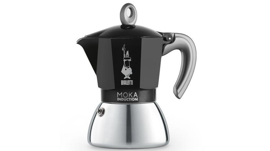 BIALETTI Espressokocher Moka 6 Tassen