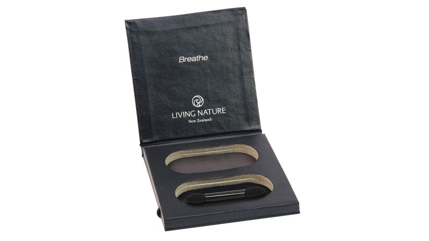 LIVING NATURE Eyeshadow Leerverpackung