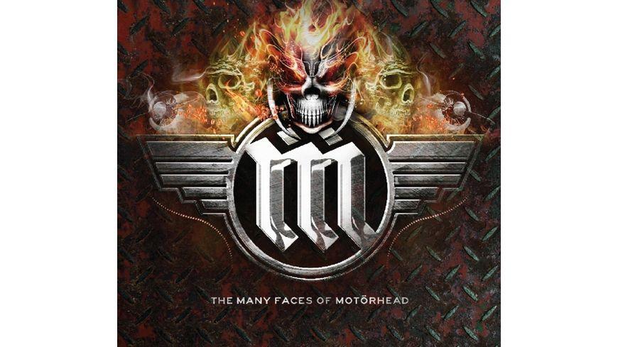 Many Faces Of Motorhead