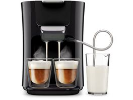 PHILIPS Senseo Kaffeepadmaschine Senseo Latte Duo HD7855 50