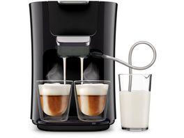 PHILIPS Senseo Kaffeepadmaschine Senseo Latte Duo HD7855 50