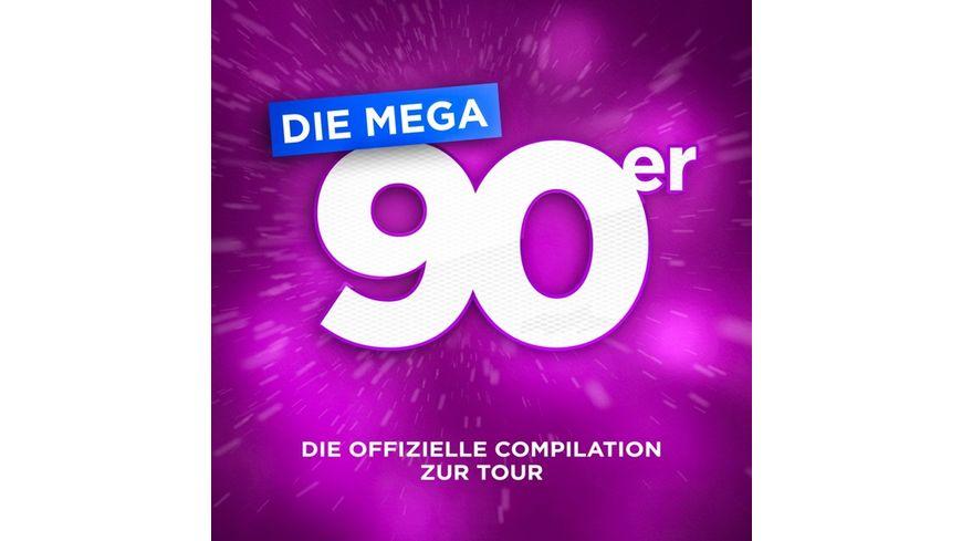 Die Mega 90er Die Offizielle Compilation z Tour