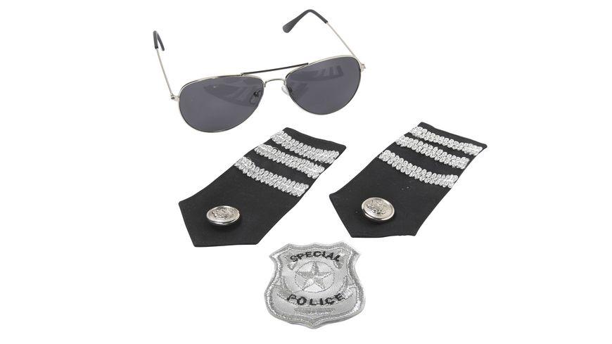 ANDREA POLICE SET 4 TLG