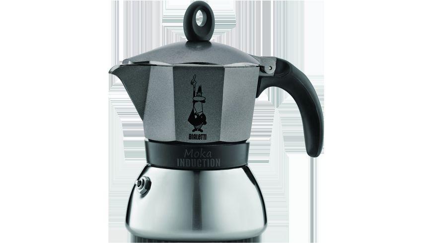 BIALETTI Espressokocher Moka 3 Tassen