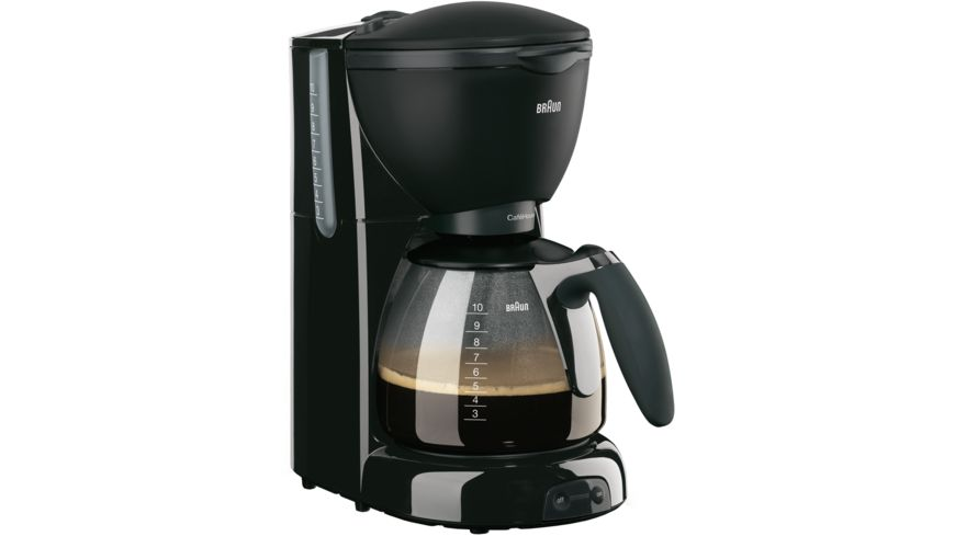 BRAUN Kaffeemaschine CafeHouse PurAroma Plus KF 560 1