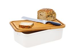 magu Brotkasten Natur Design Urban Grey