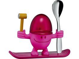 WMF Eierbecher McEgg pink