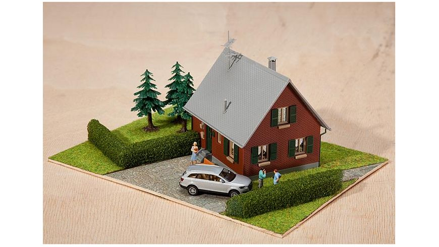 Faller 195999 H0 Kreativ Bastel Set II Einfamilienhaus