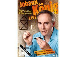 Johann Koenig Feuer im Haus