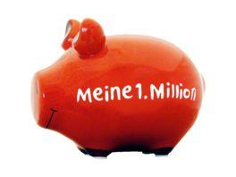 KCG Sparschwein Meine 1 Million