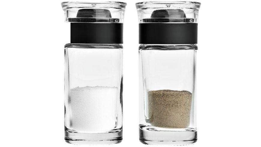 LEONARDO Zubehoer GUSTO Set 2 Salz Pfeffer
