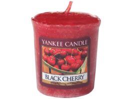 YANKEE CANDLE Duftvotivkerze Black Cherry
