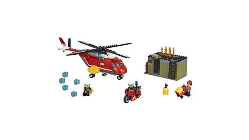 LEGO City 60108 Feuerwehr Loescheinheit
