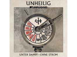 MTV Unplugged Unter Dampf Ohne Strom 2CD