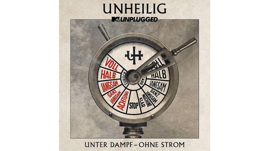 MTV Unplugged Unter Dampf Ohne Strom CD