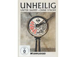 MTV Unplugged Unter Dampf Ohne Strom 2DVD