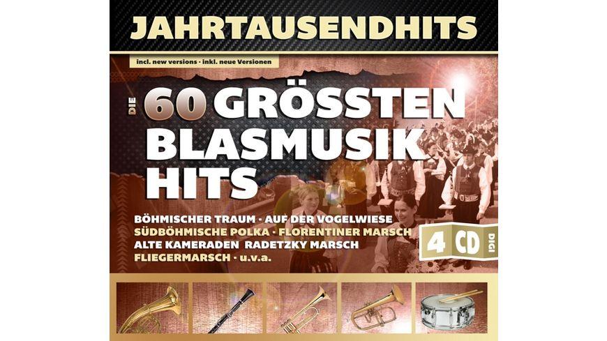 Die 60 groessten Blasmusikhits