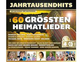 Die 60 groessten Heimatlieder