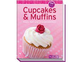 Cupcakes Muffins Minikochbuch