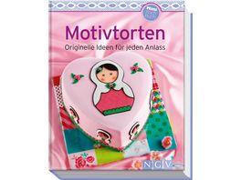 Motivtorten Minikochbuch
