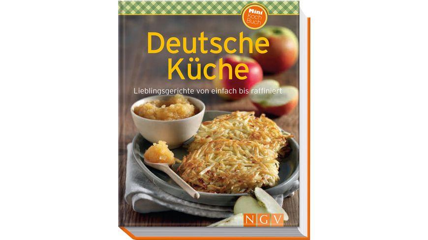 Deutsche Kueche Minikochbuch