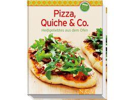 Pizza Quiche Co Minikochbuch
