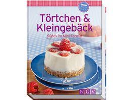 Toertchen Kleingebaeck Minikochbuch