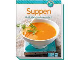 Suppen Minikochbuch