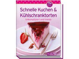 Schnelle Kuchen Kuehlschranktorten Minikochbuch