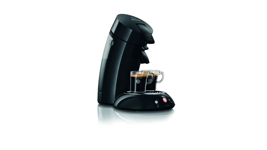 Senseo Kaffeepadmaschine Classic schwarz