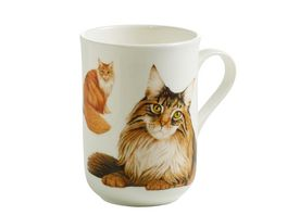 MAXWELL WILLIAMS Pets Cat Becher Maine Coon