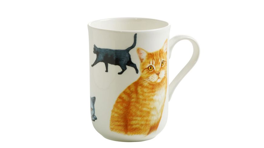 MAXWELL WILLIAMS Pets Cat Becher Britisch Kurzhaar