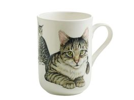 MAXWELL WILLIAMS Pets Cat Becher Europaeische Kurzhaar