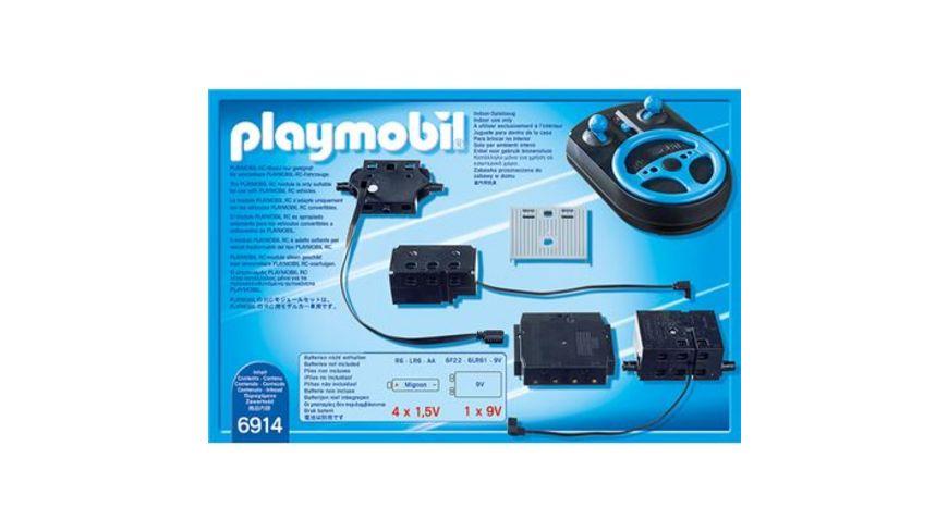 PLAYMOBIL 6914 Wild Life RC Modul Set 2 4 GHz