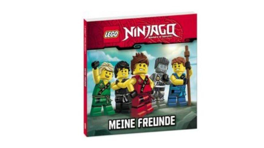 LEGO NINJAGO Meine Freunde Album