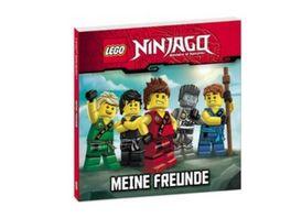 Buch AMEET Verlag LEGO NINJAGO Meine Freunde Album