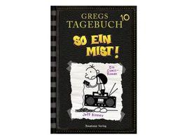 Gregs Tagebuch 10 So ein Mist