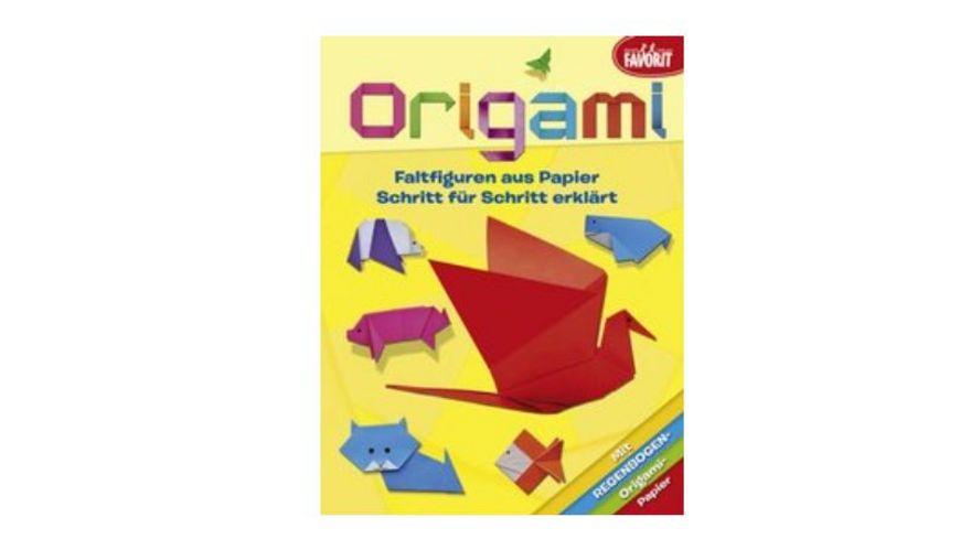 Buch - Neuer Favorit - Origami