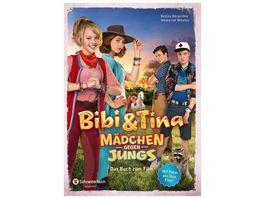 Buch Egmont Bibi und Tina Maedchen gegen Jungs