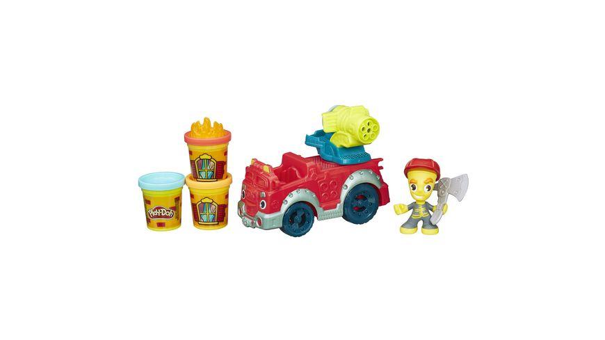 Play Doh Town Feuerwehrauto