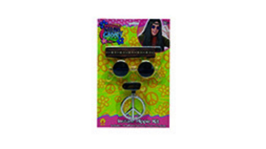 Rubies Hippie Set Maenner