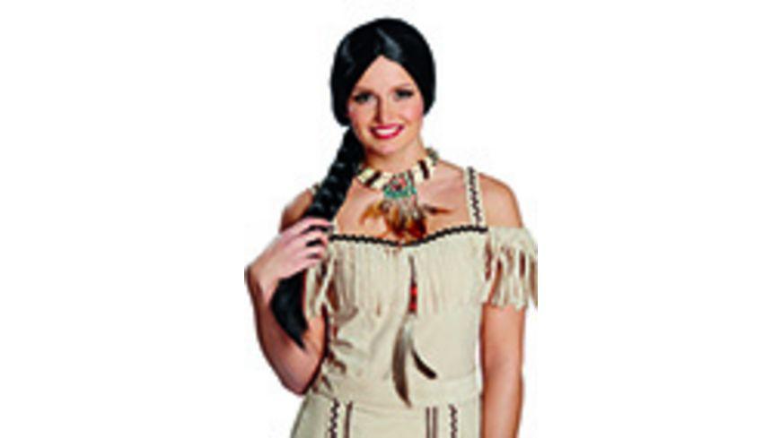 Rubies Indianer Halskette