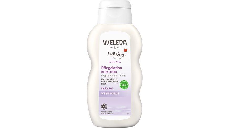 WELEDA Weisse Malve Pflegelotion
