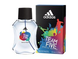 adidas Special Edition Team Five Eau de Toilette