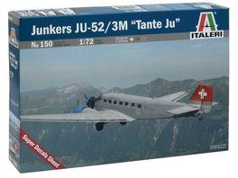 Italeri 1 72 Junkers Ju 52 3 m tante Ju Lh