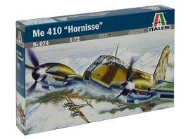 Italeri 0074 Flugzeuge 1 72 Me 410 Hornisse