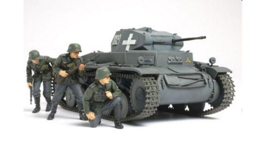 Tamiya 300035299 Militaer 1 35 Wwii Dt Pzkpfw Ii Polen 4