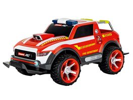 Carrera RC 2 4GHz Fire Fighter Watergun