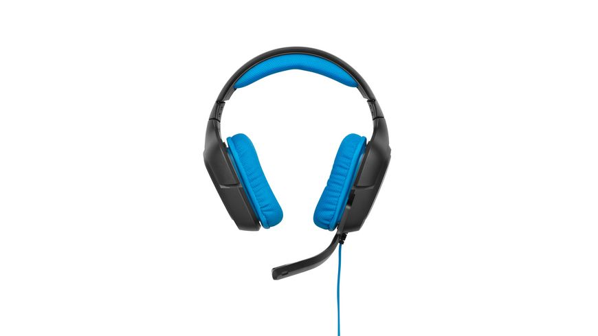 Logitech G430 Suround Sound Gaming Headset