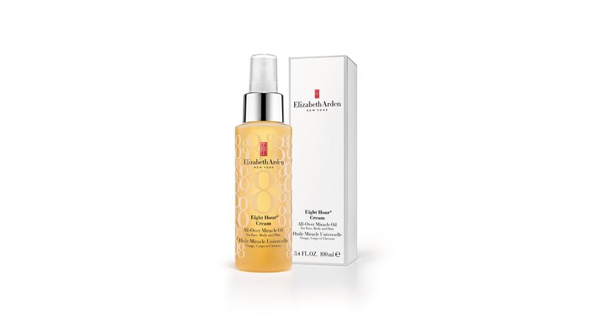 Elizabeth Arden Eight Hour Cream All Over Miracle Oil